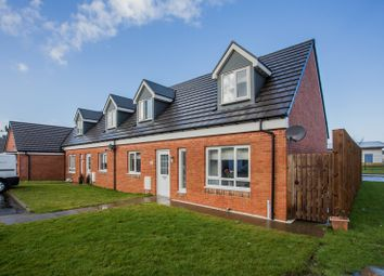Thumbnail 3 bedroom end terrace house for sale in Avenger Way, Paisley