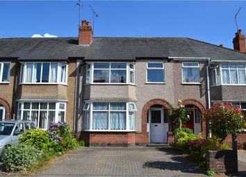 Thumbnail 3 bed terraced house for sale in Gregory Avenue, Styvechale, Coventry, West Midlands