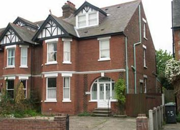 Thumbnail 2 bed flat to rent in St. Augustines Road, Canterbury