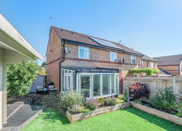 Thumbnail 3 bed end terrace house for sale in William Way, Alton