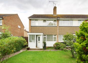 Thumbnail 3 bed end terrace house to rent in Chequers Walk, Waltham Abbey