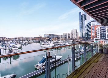 Thumbnail 2 bedroom flat to rent in Sundowner, Ocean Village, Southampton