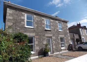 Thumbnail 4 bed detached house to rent in Dolcoath Road, Camborne