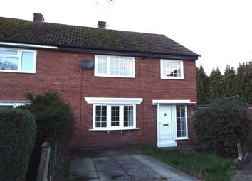 Thumbnail 3 bed semi-detached house to rent in Windsor Road, Uttoxeter