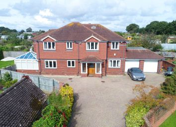 Thumbnail 4 bed detached house for sale in Salterton Road, Exmouth, Devon