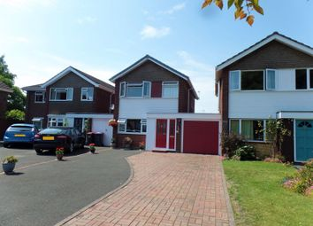 Thumbnail 3 bed detached house for sale in Oak Avenue, Newport