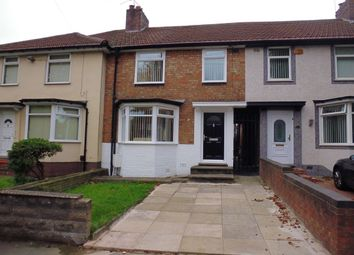 Thumbnail 3 bed semi-detached house to rent in Shaftmoor Lane, Hall Green, Birmingham