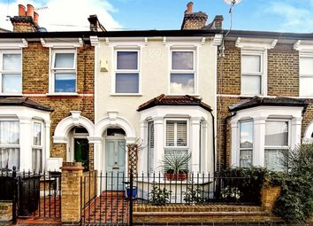 Thumbnail 2 bed terraced house for sale in Wildfell Road, London