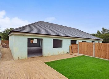 Thumbnail 2 bed semi-detached bungalow for sale in Dorcas Drive, Blurton, Stoke-On-Trent