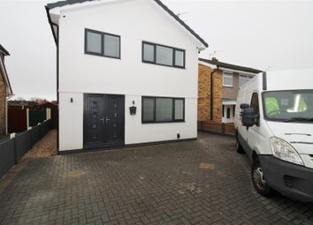 Thumbnail 3 bed detached house for sale in Haydock Park Road, Aintree Village, Liverpool