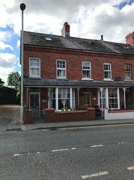Thumbnail 4 bed end terrace house for sale in Wellington Road, Llandrindod Wells