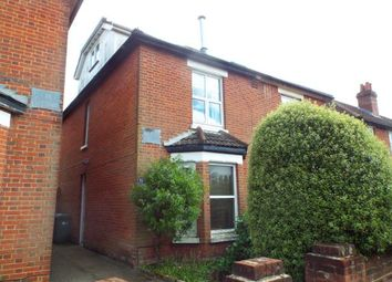 Thumbnail 3 bed semi-detached house for sale in Norham Avenue, Shirley, Southampton