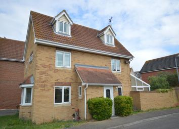 Thumbnail 4 bed detached house for sale in Bullfinch Close, Dovercourt, Essex
