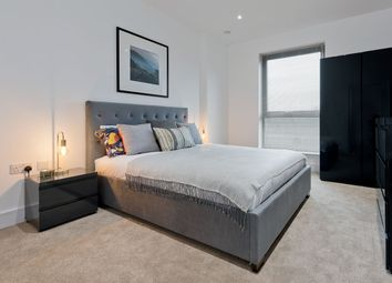 Thumbnail 2 bedroom flat for sale in Leven Road, London