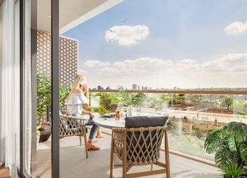 Thumbnail 2 bed flat for sale in King's Road Park, King's Road
