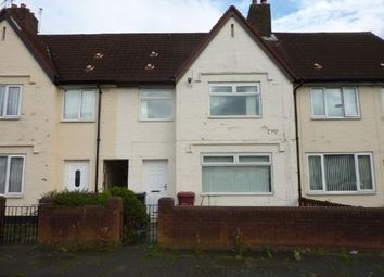 Thumbnail 3 bed terraced house to rent in Layford Road, Huyton, Liverpool