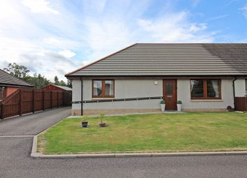 Thumbnail 3 bed semi-detached bungalow for sale in 6 Mansefield Park, Kirkhill