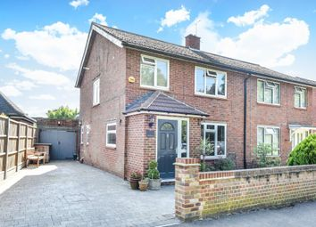 Thumbnail 3 bed semi-detached house for sale in Oakhurst, Chobham