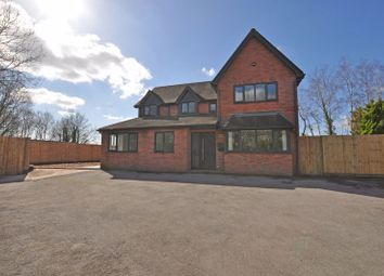 Thumbnail 4 bed detached house for sale in High-Spec Renovation, Pye Corner, Newport