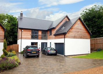Thumbnail 4 bed detached house for sale in The Cedars, Irchester Road, Rushden