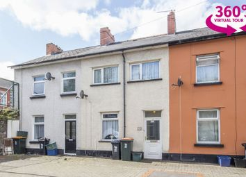 Thumbnail 2 bedroom terraced house for sale in Lord Street, Newport