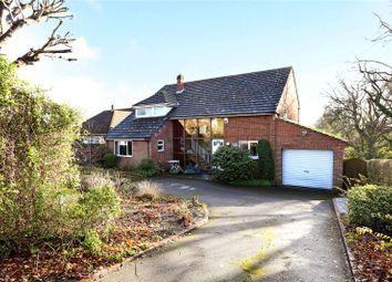 Thumbnail 4 bed detached house for sale in Echo Barn Lane, Wrecclesham, Farnham, Surrey