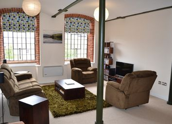 Thumbnail 2 bed flat for sale in High Street, Upper Tean, Stoke-On-Trent