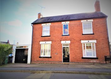 Thumbnail 4 bed detached house for sale in Albion Street, Anstey, Leicester