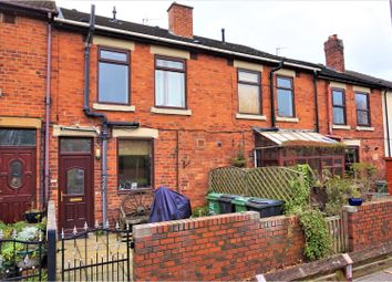 Thumbnail 2 bed terraced house for sale in Ledston Luck Cottages, Leeds