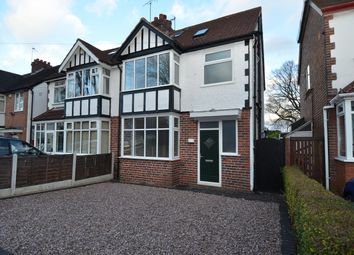 Thumbnail 5 bedroom semi-detached house for sale in Hannon Road, Kings Heath, Birmingham