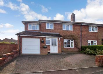 Thumbnail 4 bed semi-detached house for sale in Jocketts Road, Chaulden, Hemel Hempstead