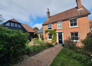 High Street, Tenterden TN30. 4 bed detached house