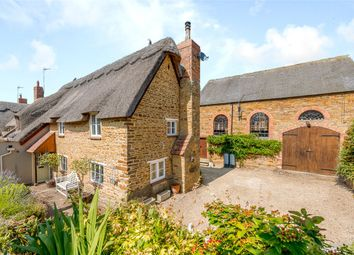 Thumbnail 4 bed cottage for sale in Manor Road, Pitsford, Northampton, Northamptonshire