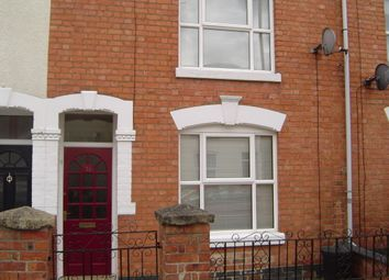 Thumbnail 2 bedroom terraced house to rent in Byron Street, Poets Corner Kingsley, Northampton, Northamptonshire