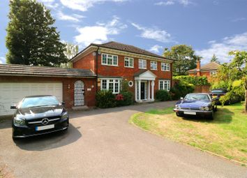 Thumbnail 5 bed detached house for sale in The Avenue, Radlett