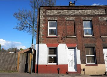 Thumbnail 1 bedroom semi-detached house for sale in Frindsbury Road, Rochester