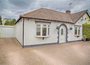 Thumbnail 3 bedroom semi-detached bungalow for sale in Park Crescent, West Bromwich, West Midlands