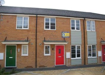 Thumbnail 1 bed terraced house to rent in Spiros Road, Stanground