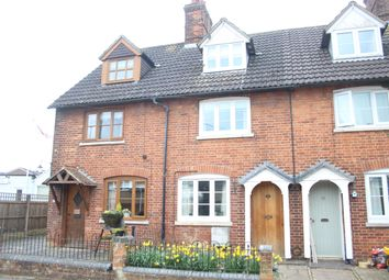 Thumbnail 3 bed terraced house for sale in Church Way, Hungerford