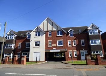 Thumbnail 2 bedroom flat to rent in Mair Court, 40 Wiggington Road, Tamworth