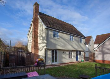 4 bed detached house for sale in The Street, Thorndon, Eye IP23