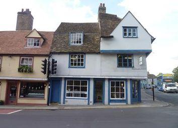 Thumbnail Retail premises to let in Magdalene Street 14, Cambridge