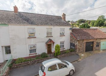 Thumbnail 4 bed end terrace house for sale in North Street, North Tawton
