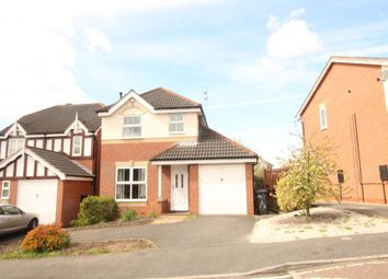 Thumbnail Detached house to rent in Cheney Road, Leicester