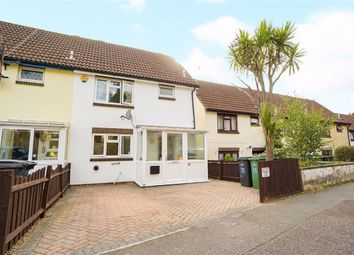 Thumbnail 3 bed end terrace house for sale in Carpenter Drive, St Leonards-On-Sea, East Sussex
