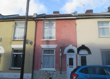 Thumbnail 3 bed terraced house to rent in Malta Road, Portsmouth