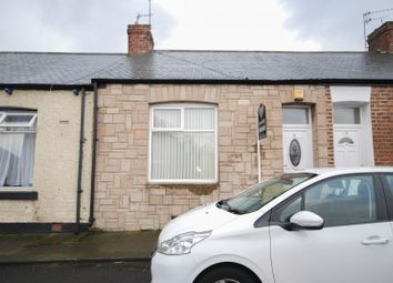 Thumbnail 2 bed cottage for sale in Oswald Terrace, Sunderland