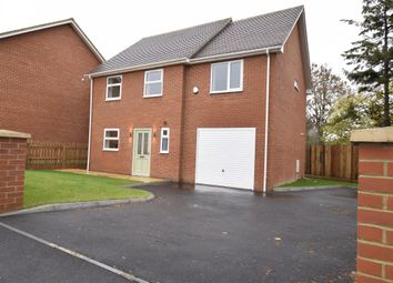 Thumbnail 4 bed detached house for sale in Plot 7, Cheltenham Road East, Gloucester