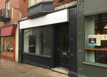 Thumbnail Restaurant/cafe to let in 127 Mansfield Road, Nottingham