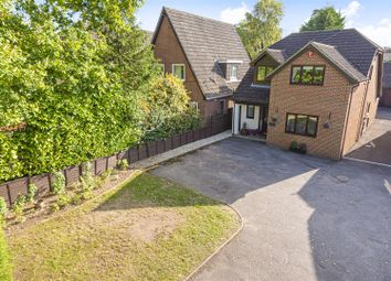 Thumbnail 4 bed detached house for sale in Barkham Ride, Finchampstead, Berkshire